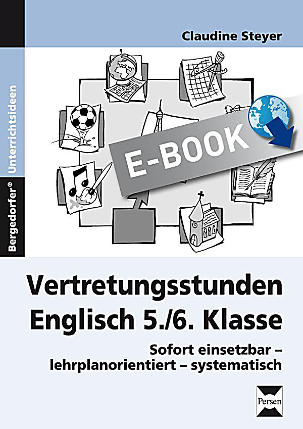 vertretungsstunden englisch 5 6 klasse ebook. Black Bedroom Furniture Sets. Home Design Ideas