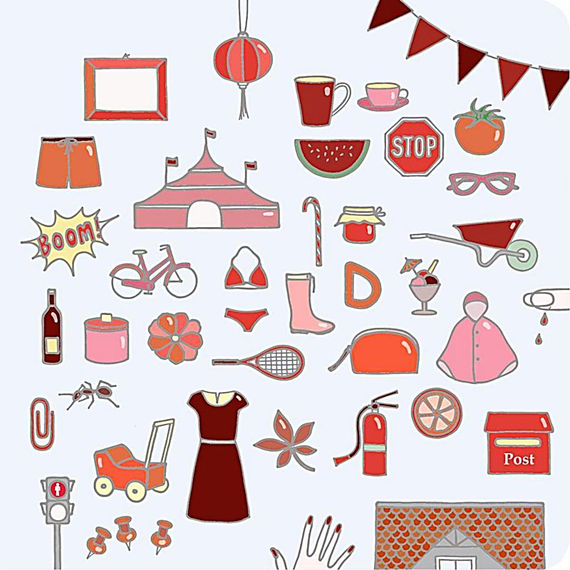 Vicky Bo\'s Suchbuch. Wörter-Farben-Sachen-Bilderbuch jetzt kaufen