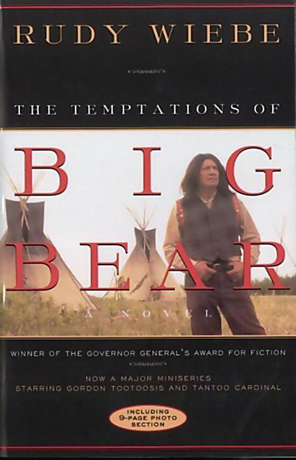 temptations of big bear essay