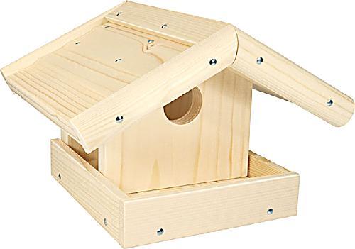 vogelhaus bastelsatz jetzt bei bestellen. Black Bedroom Furniture Sets. Home Design Ideas