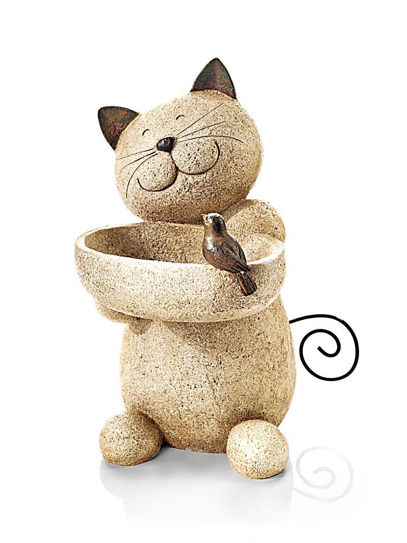 Fein Vogeltränke Katze Bilder - Schlafzimmer Ideen - jasaekspedisi.net