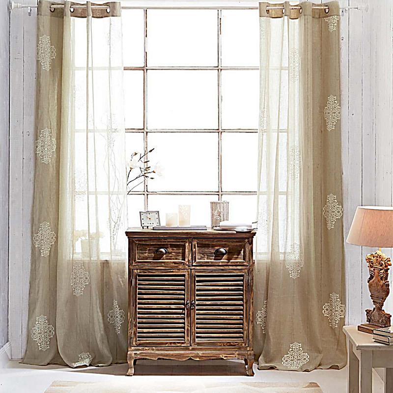 vorhang palais jetzt bei bestellen. Black Bedroom Furniture Sets. Home Design Ideas