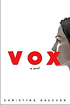 Image result for christina dalcher vox book