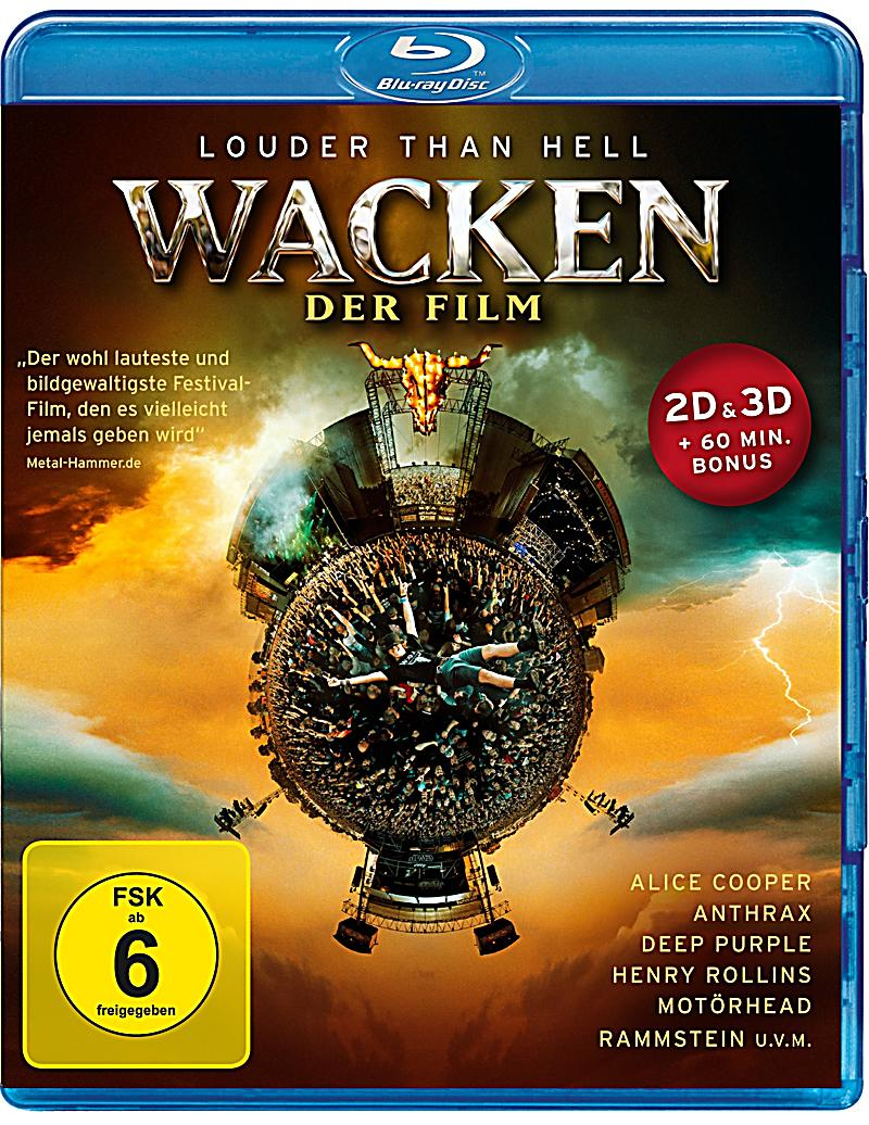 wacken der film 3d version blu ray bei kaufen. Black Bedroom Furniture Sets. Home Design Ideas