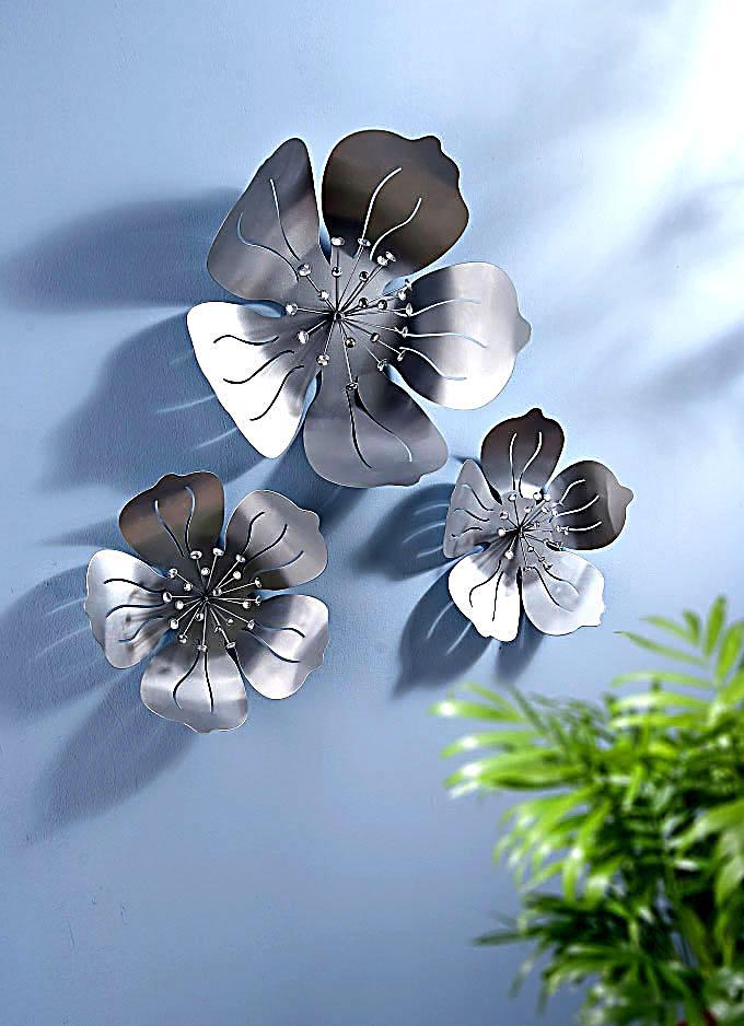 Wanddeko Blume, 33 cm jetzt bei Weltbild.de bestellen