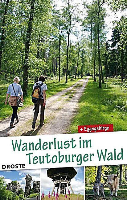 Wanderlust im teutoburger wald buch portofrei bei - Wanderlust geschenke ...