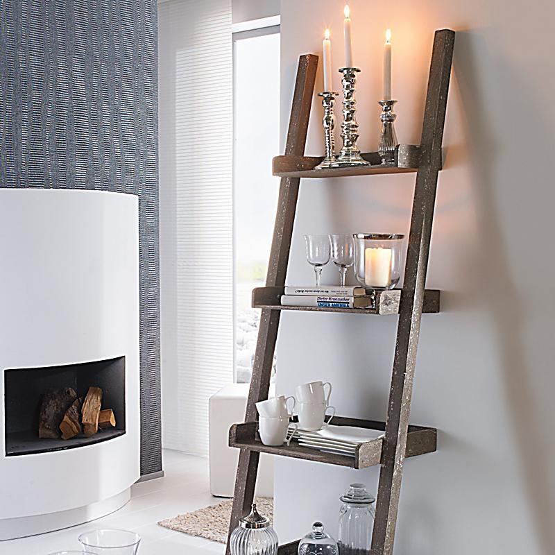 wandlehnregal used look jetzt bei bestellen. Black Bedroom Furniture Sets. Home Design Ideas