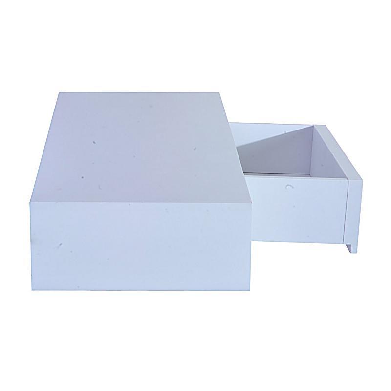 Wandregal mit Schublade Größe: 60 x 24 x 10 cm LxBxH | Weltbild.de