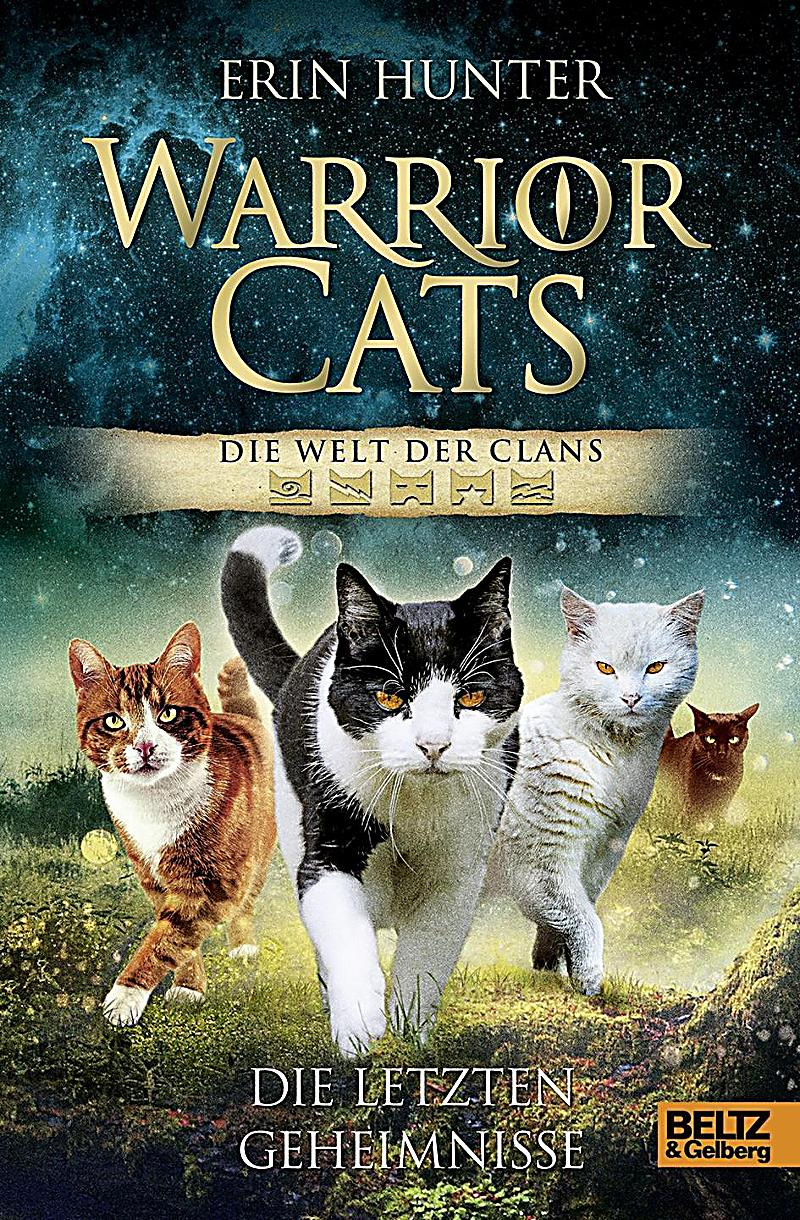 Warrior Cats Alle Clans