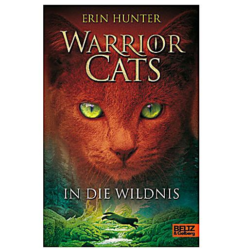 Warrior Cats Staffel 1 Band 1: In Die Wildnis Buch