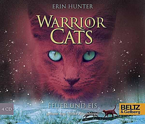 Warrior Cats Staffel 1/02. Feuer und Eis: Hunter, Erin ...