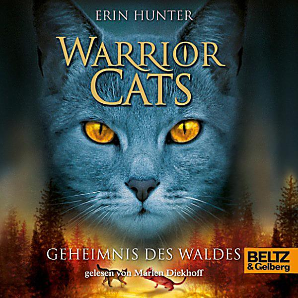 Warrior Cats: Warrior Cats. Geheimnis Des Waldes Hörbuch