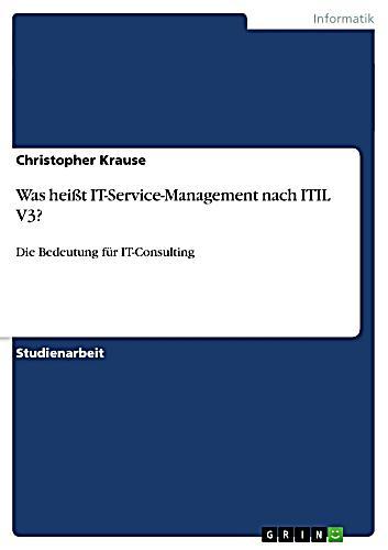 was hei t it service management nach itil v3 ebook. Black Bedroom Furniture Sets. Home Design Ideas