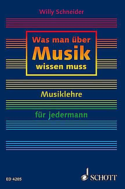 was man ber musik wissen muss buch bei bestellen. Black Bedroom Furniture Sets. Home Design Ideas
