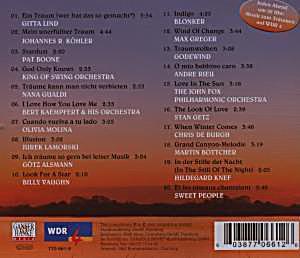 Musik Zum Träumen Wdr 4