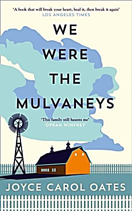 a review of joyce carol oatess we were the mulvaneys Review: joyce carol oates' we were the mulvaneys is the story of a happy family after decades of marriage, mum and.