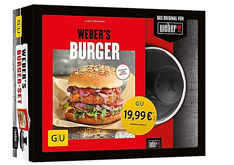 weber 39 s burger set buch jetzt bei online bestellen. Black Bedroom Furniture Sets. Home Design Ideas