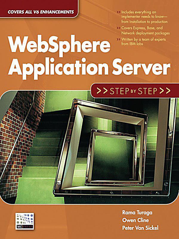 Websphere application server step by step rama turaga
