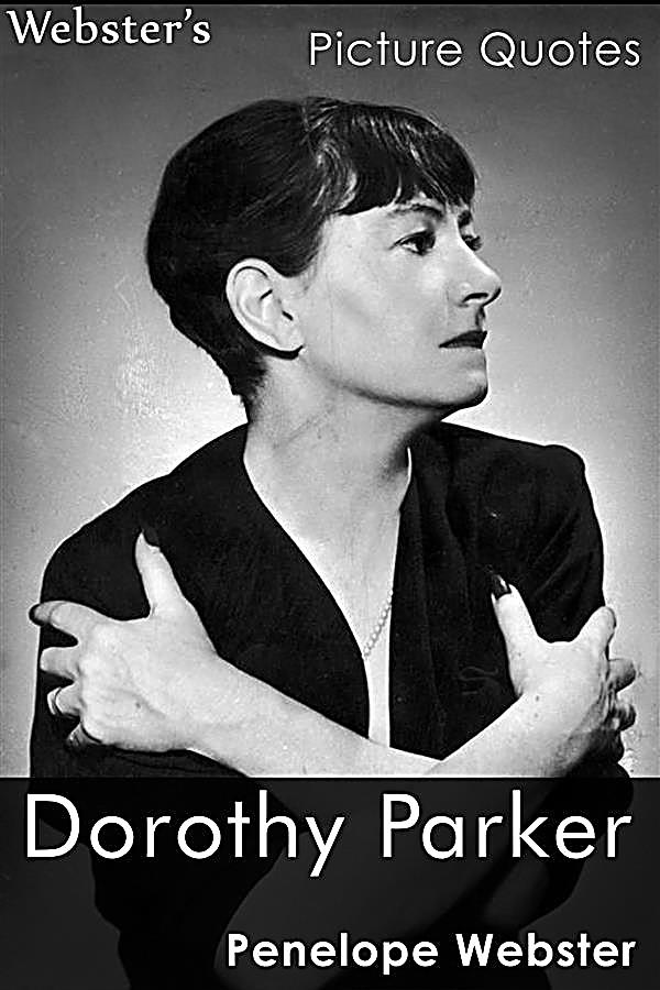 dorothy parker penelope Three songs on poems of dorothy parker shadow of the blues (1986) 8 minutes   penelope (2000) 25 minutes seven songs on lyrics by denise lanctot.