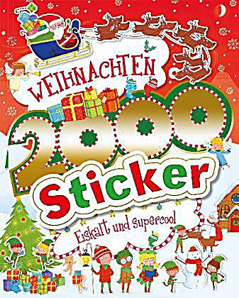 weihnachten 2000 sticker buch bei online bestellen. Black Bedroom Furniture Sets. Home Design Ideas