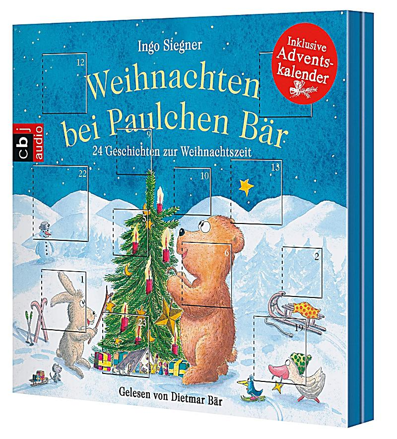 weihnachten bei paulchen b r 1 audio cd h rbuch. Black Bedroom Furniture Sets. Home Design Ideas