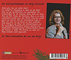 weihnachten bei van den bergs 1 audio cd h rbuch. Black Bedroom Furniture Sets. Home Design Ideas