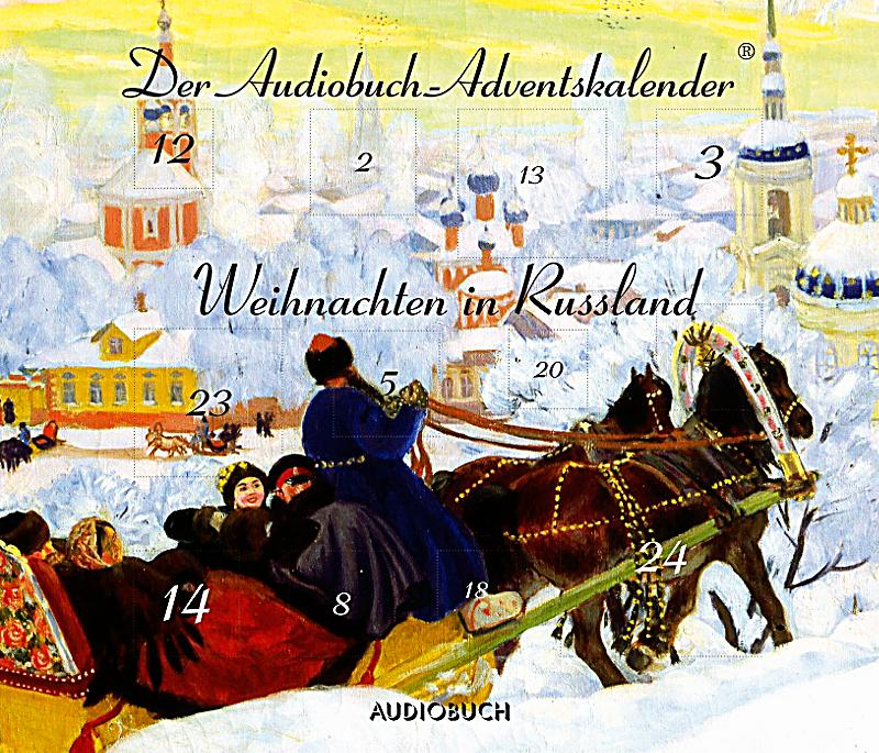 weihnachten in russland 1 audio cd h rbuch g nstig bestellen. Black Bedroom Furniture Sets. Home Design Ideas
