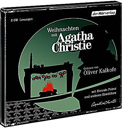 weihnachten mit agatha christie h rbuch bei. Black Bedroom Furniture Sets. Home Design Ideas