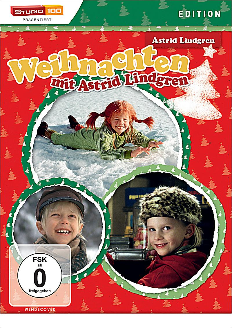 weihnachten mit astrid lindgren dvd bei bestellen. Black Bedroom Furniture Sets. Home Design Ideas