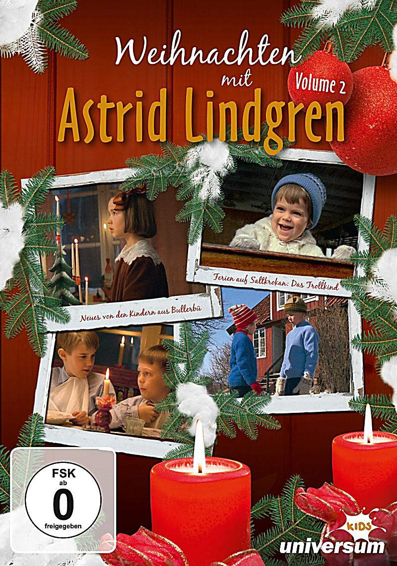 weihnachten mit astrid lindgren vol 2 dvd. Black Bedroom Furniture Sets. Home Design Ideas