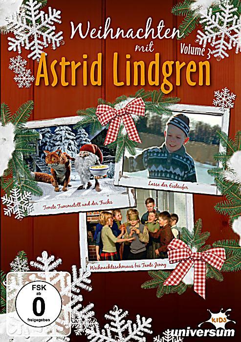 weihnachten mit astrid lindgren vol 3 dvd. Black Bedroom Furniture Sets. Home Design Ideas