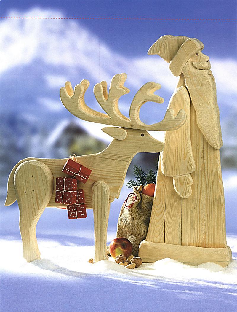 weihnachtliches aus holz m cd rom buch bestellen