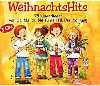 weihnachts hits 3 audio cds h rbuch bei bestellen. Black Bedroom Furniture Sets. Home Design Ideas