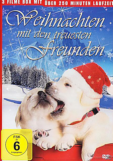 weihnachts hundebox weihnachtsedition dvd. Black Bedroom Furniture Sets. Home Design Ideas