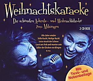 weihnachts karaoke cd jetzt online bei bestellen. Black Bedroom Furniture Sets. Home Design Ideas
