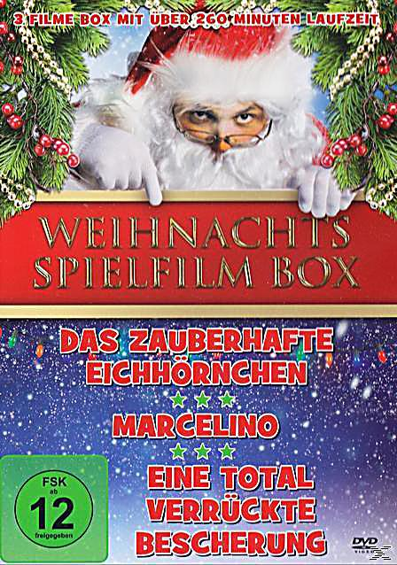 weihnachts spielfilm box dvd bei bestellen. Black Bedroom Furniture Sets. Home Design Ideas