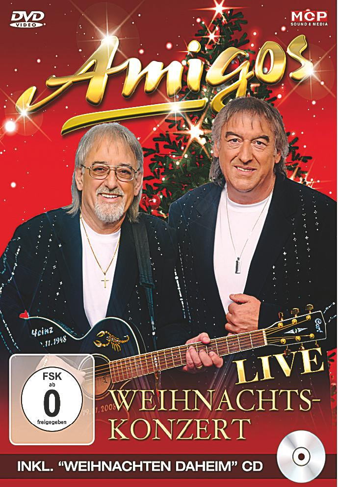weihnachtskonzert live dvd inkl weihnachts cd cd bei. Black Bedroom Furniture Sets. Home Design Ideas