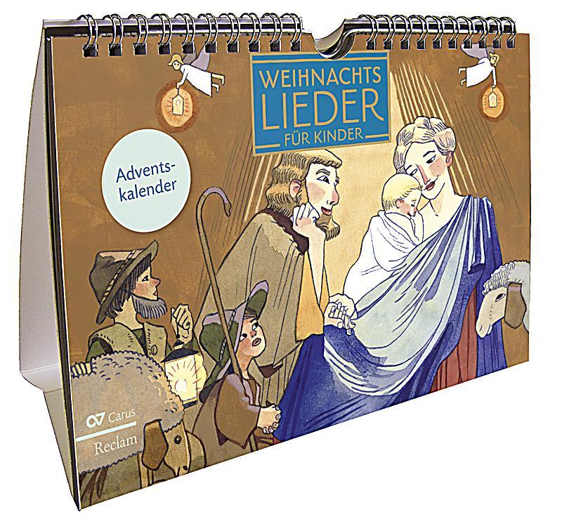 Weihnachtslieder für Kinder Buch portofrei bei Weltbild.de