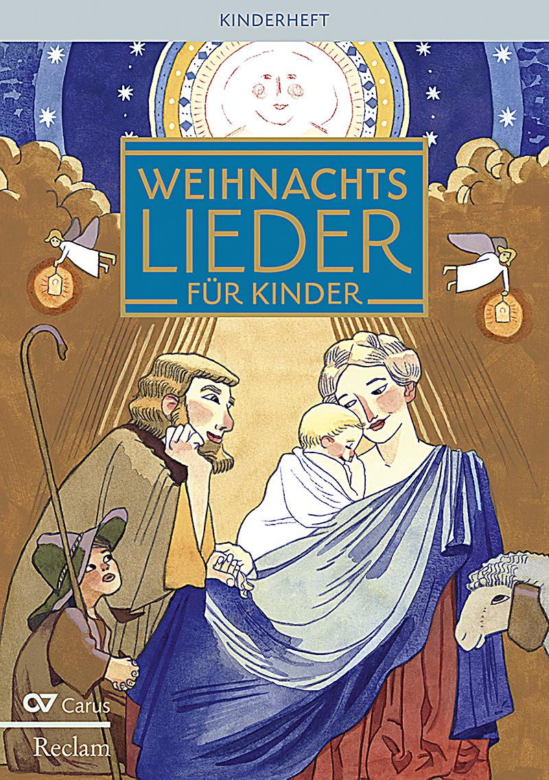 weihnachtslieder f r kinder kinderheft buch. Black Bedroom Furniture Sets. Home Design Ideas
