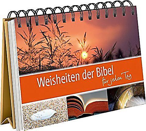 weisheiten der bibel f r jeden tag kalender bei. Black Bedroom Furniture Sets. Home Design Ideas