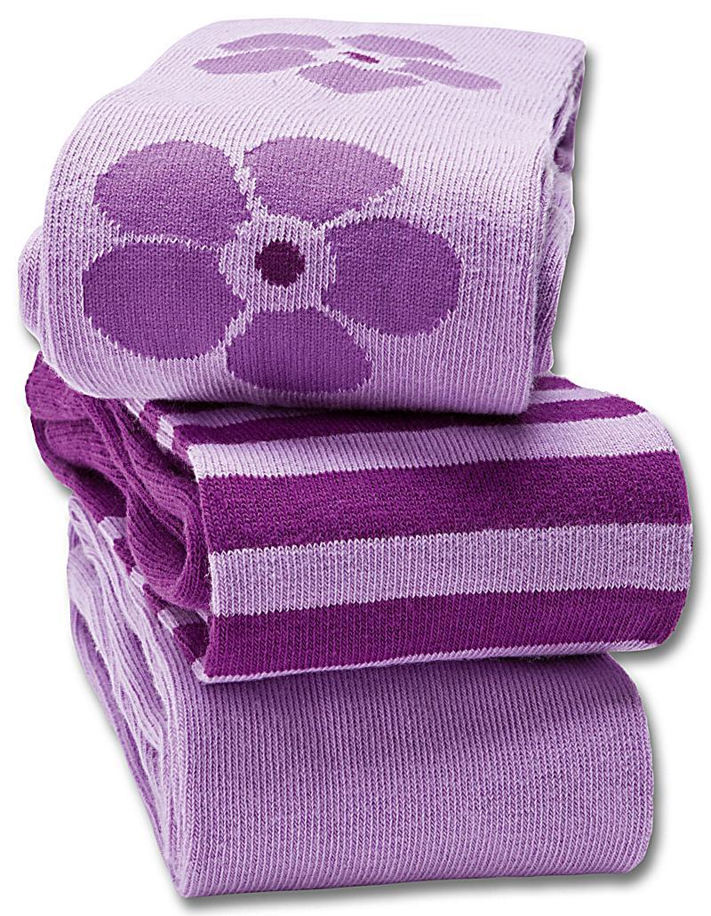 wellyou strumpfhosen 3er set lila gr e 86 92. Black Bedroom Furniture Sets. Home Design Ideas