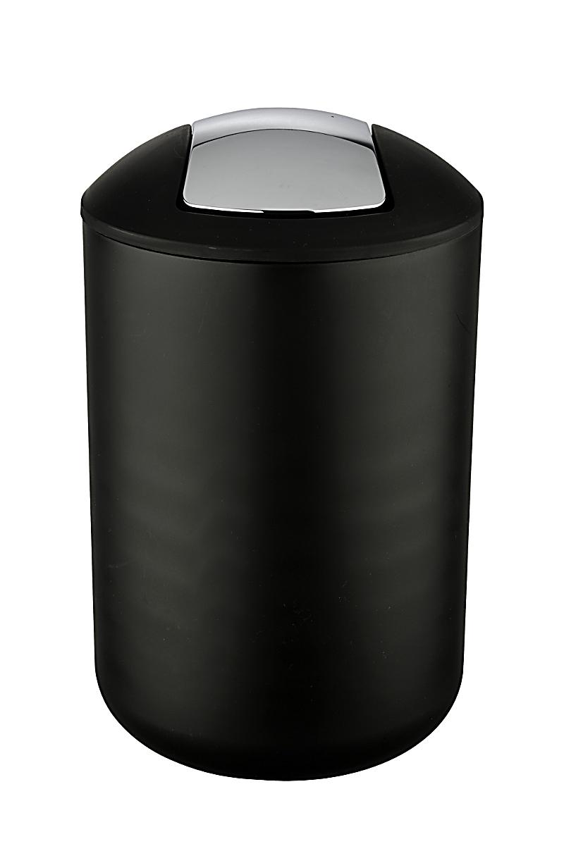 wenko bad accessoire set brasil schwarz 3 teilig. Black Bedroom Furniture Sets. Home Design Ideas