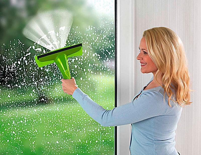 Wenko sprüh fensterwischer reinigen ohne putzeimer weltbild.de