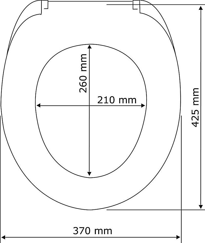 wenko wc sitz bambus dunkel jetzt bei bestellen. Black Bedroom Furniture Sets. Home Design Ideas