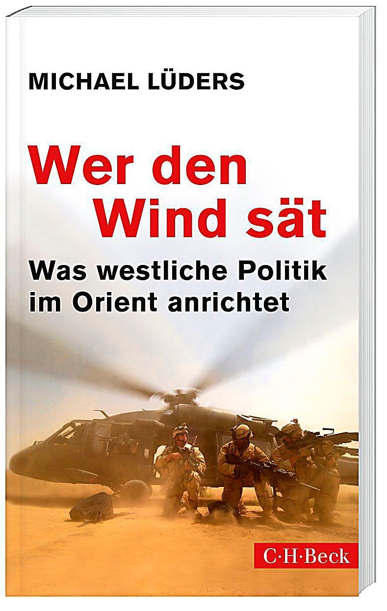 Wer Wind Sät