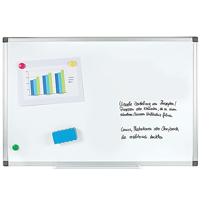 whiteboard schreib und magnettafel wei bestellen. Black Bedroom Furniture Sets. Home Design Ideas