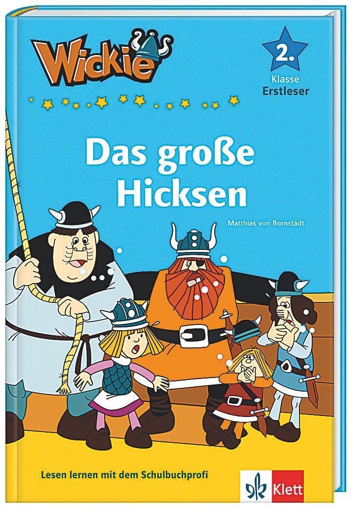 Wickie - Das grosse Hicksen Buch portofrei bei Weltbild.ch
