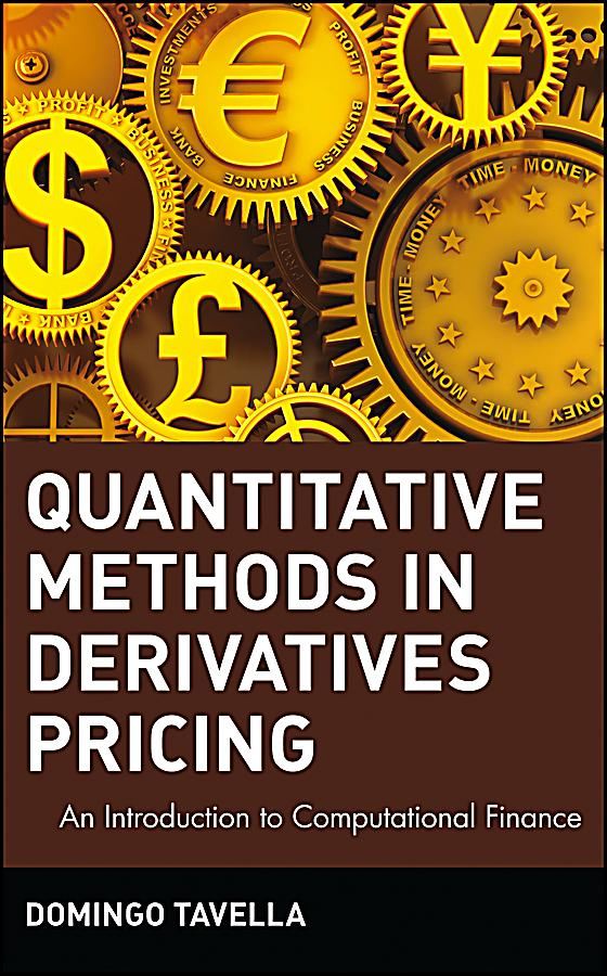 Quantitative strategies for derivatives trading pdf