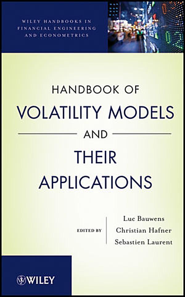 palgrave handbook of econometrics pdf