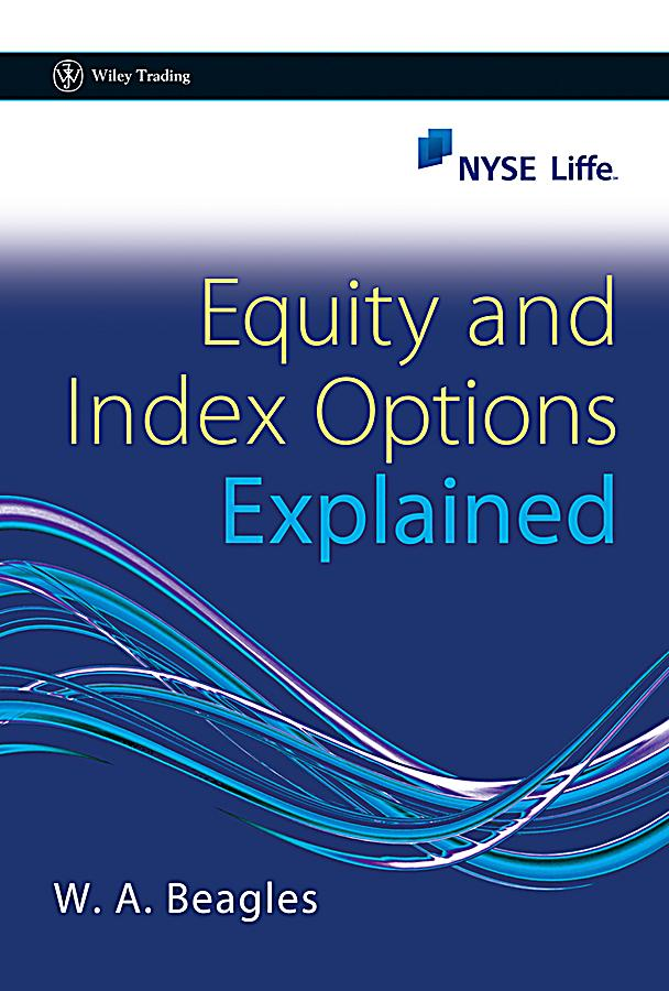 Trading index options pdf